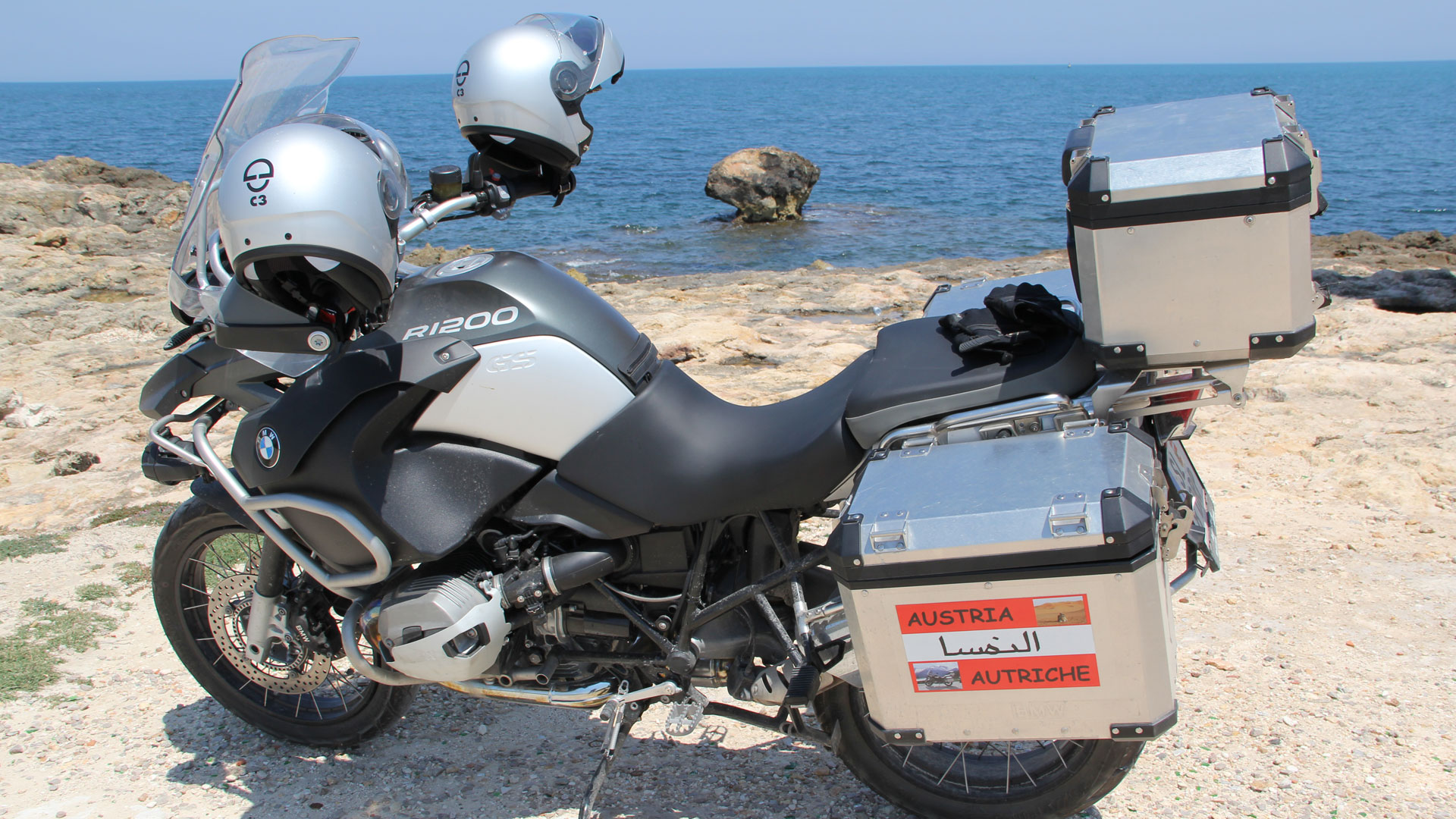 BMW GS Adventure 1200