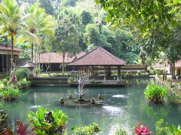 Pura Gunung Kawi Quellentempel