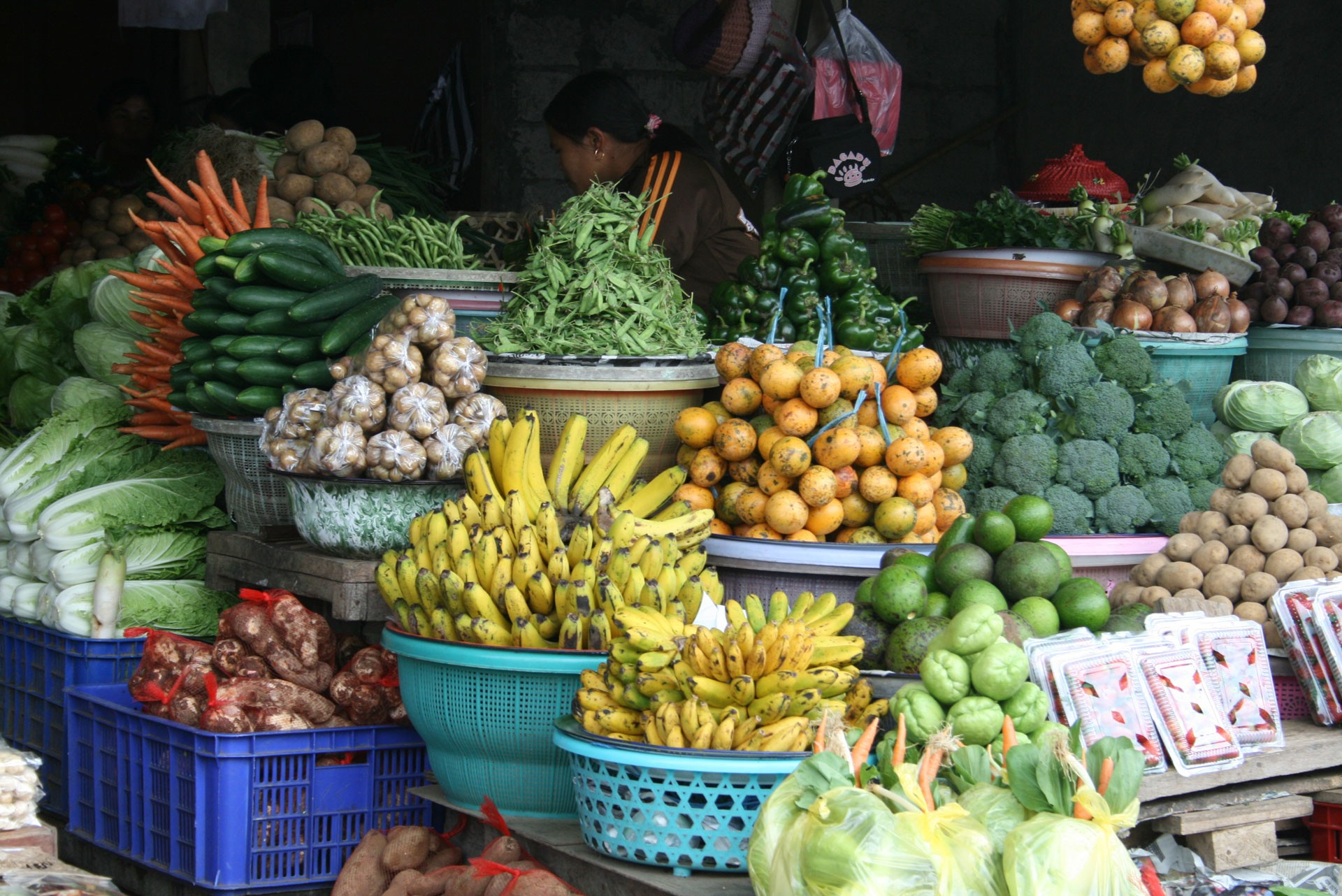 Moslem-Markt