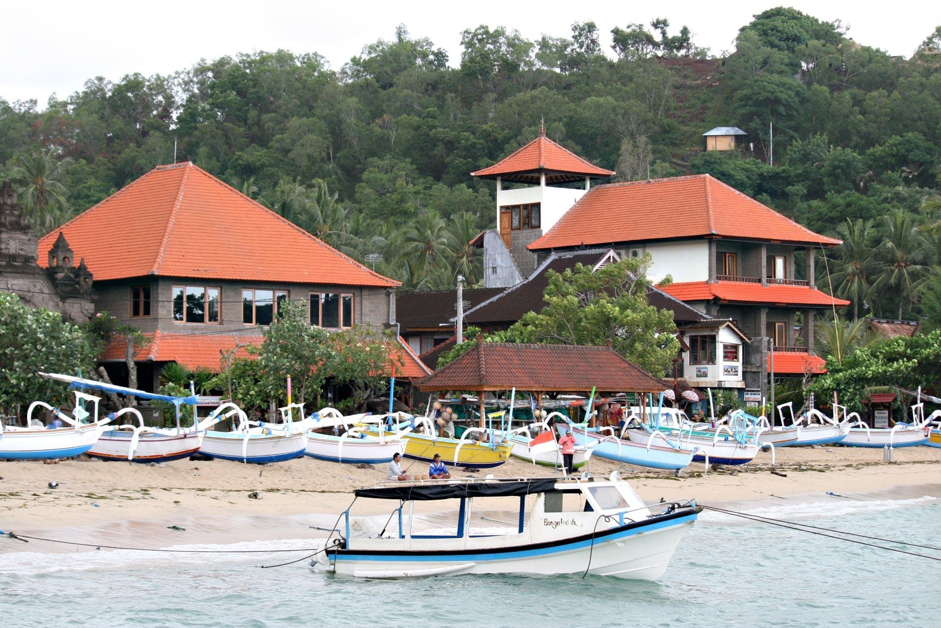 Abreise nach Lombok