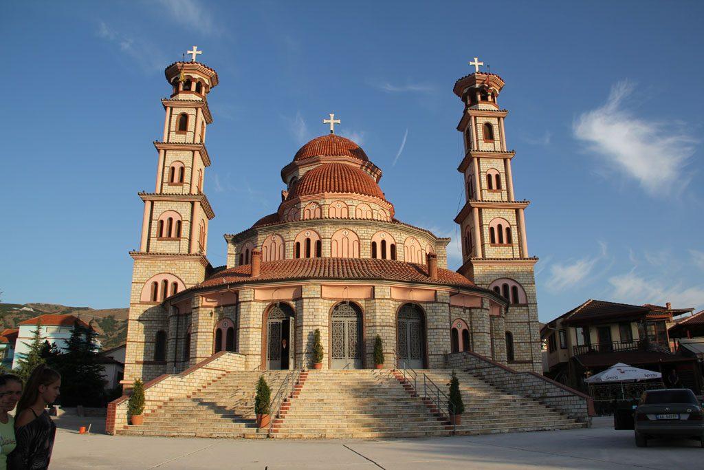 """die Christlich-Orthodoxe Kathedrale """"Ringjallja"""""""