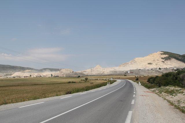 Weiterfahhrt über Bou-Ficha nach Monastir