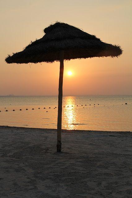 Strand von Manastir