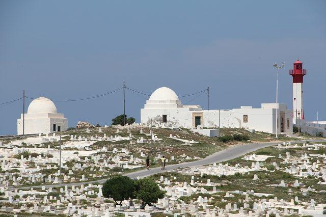 Friedhof von Bordj el Kebir