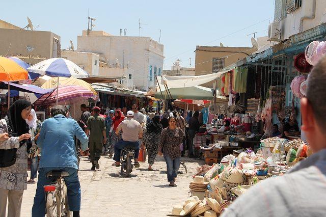 In der Medina von Kairouan