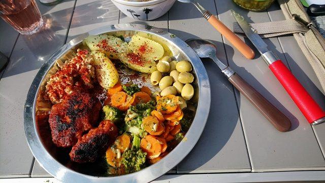 Marrokanische Fleischlaiberl
